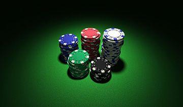 $5 casino chip