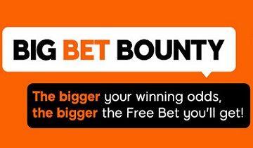 888 big bet bounty