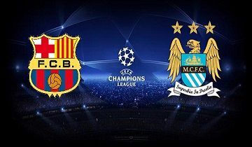 Barcelona-vs-Manchester-City in play