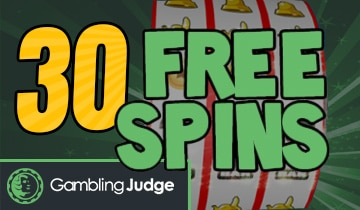 30 No Deposit Free Spins And Exclusive Bonus Gamblingjudge Com