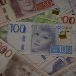 swedish kroner bills