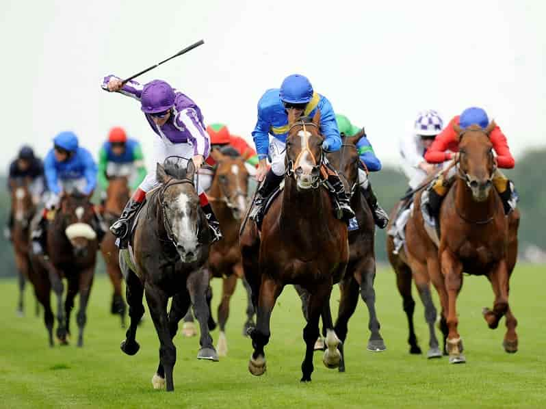 horse race jockeys