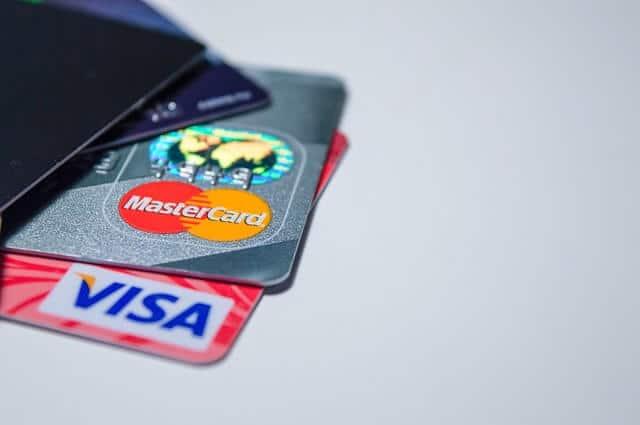 The debit/credit cards