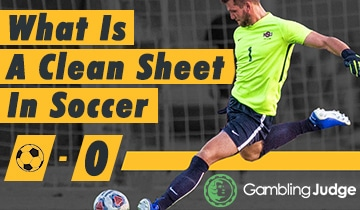 what is clean sheet in football betting