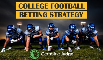College football betting strategy football online betting site