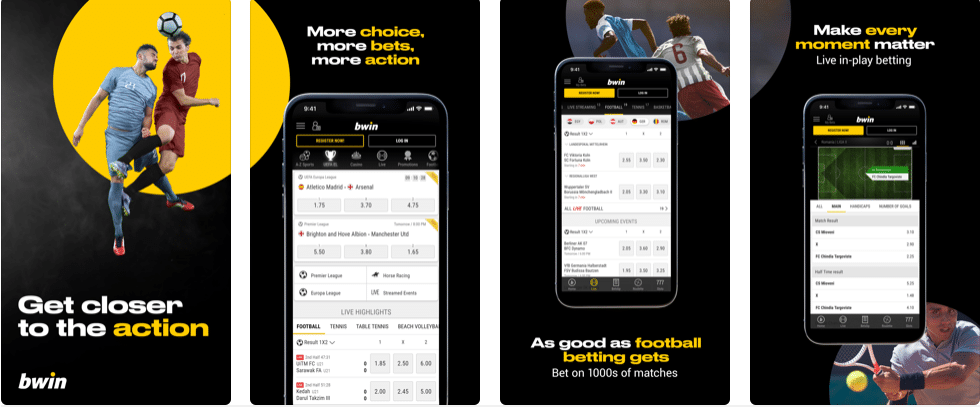 Bwin iPhone App