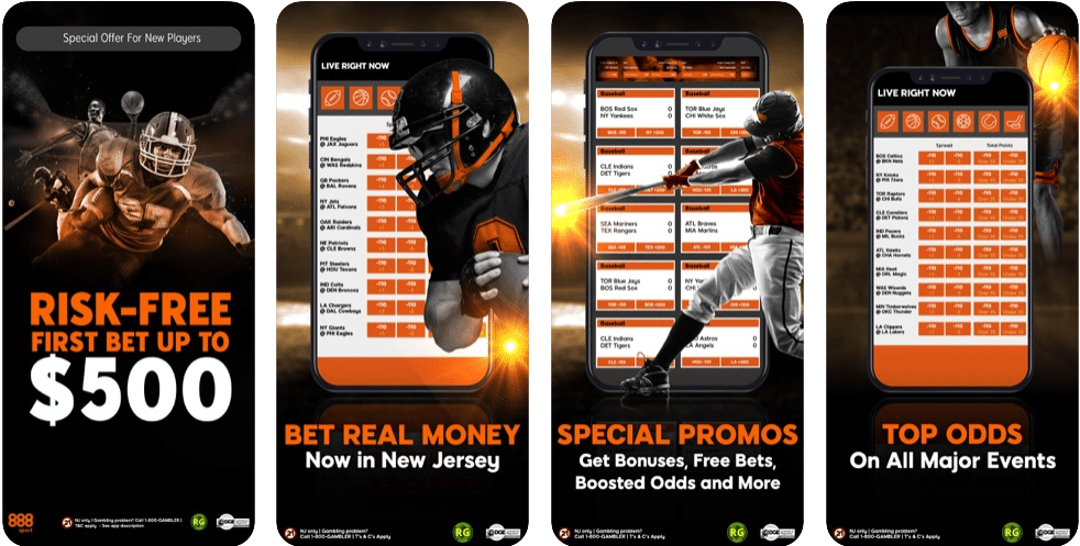 888 Sports App