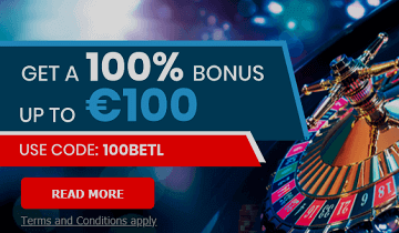 EagleBet Live Casino Welcome Bonus