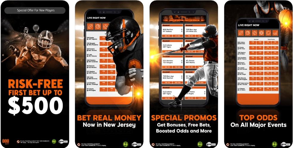 888 mobile app