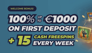 Casinoin Casino Welcome Promotion