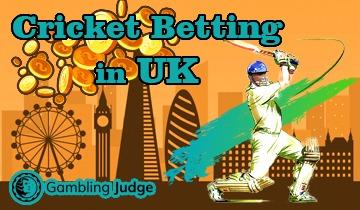 Cricket Betting UK