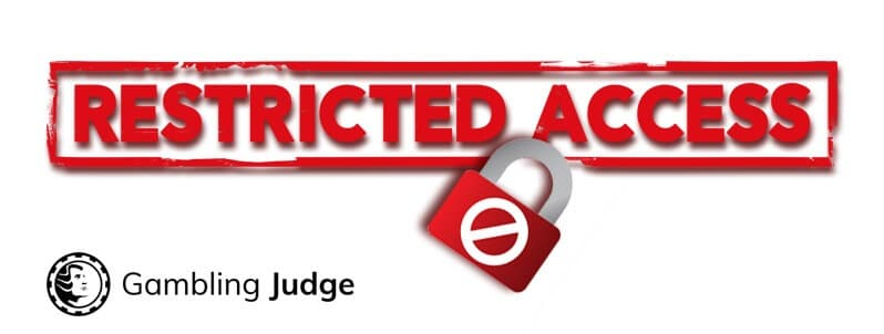 Restricted Access Gambling Judge