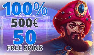 egocasino welcome bonus