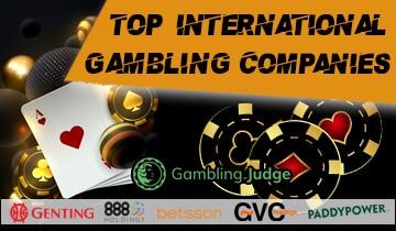 Top 50 casino companies tet gambling game